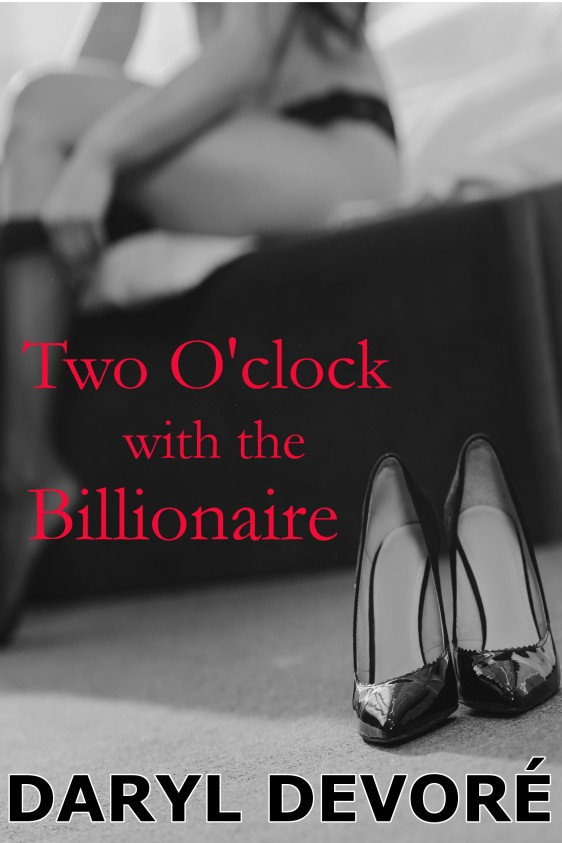 Two O'clock with the Billionaire-DD Cover 2