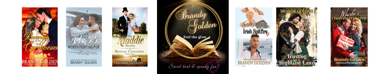 Brandy Golden Books